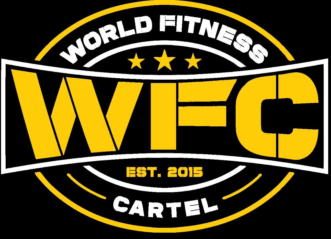 World Fitness Cartel Logo